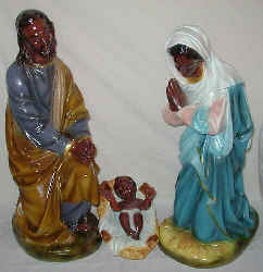 African American Nativity Set Sets Scenes Scene Gifts ...